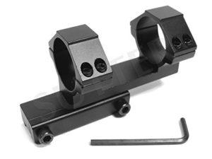 Montage lunette pour fusil coudé d=30mm – Montage pour lunettes de visée