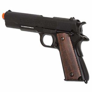 Pistolet Softair Gas GPM1911 Full Metal Tirer 0.5 Joule – GG-M1911