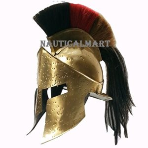 Queen Laiton Spartan King Leonidas 300Armour casque par Nauticalmart