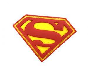 Super Héros Super Man Airsoft Paintball PVC Patch