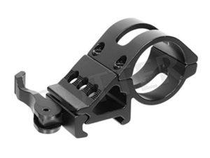 SUTTER® Anneau de Montage coudé Solide 19-22mm d=30mm / 25,4mm – Diamètre: 25,4mm (1 Pouce)