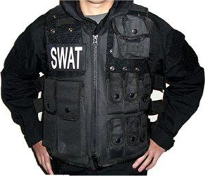SWAT CS airsoft jeu de tactique militaire Traning de combat et de protection de la sécurité Vest