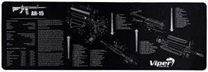 Viper TACTICAL – Tapis de Nettoyage pour Arme – AR15