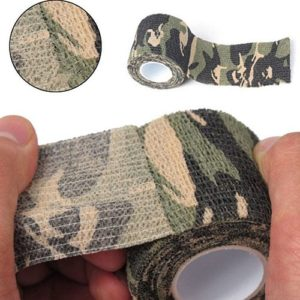 xMxDESiZ Ruban De Camouflage Extérieur,Bande de Camouflage Camouflage furtif Camouflage 5cmx4.5m