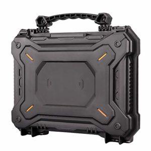 DETECH Tactical Gun Pistol Camera Housse de Protection avec Mousse rembourrée et étanche à la poussière