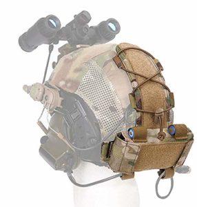 Emerson Mk2 Battery Case for Helmet Tan