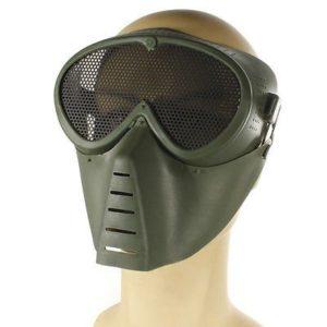 Generic ARM de protection squelette de crâne pour Airsoft Paintball BB jeu masque de protection visage complet UK