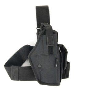 Mil-Tec 'Étui de Jambe SWAT Noir