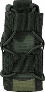 Viper TACTICAL – Porte-Chargeur Elite à dégagement Rapide – pour Pistolet – V-Cam Noir