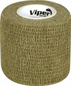 Bande adhésive Viper Tac Wrap vert