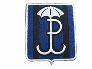 Forces Spéciales Polonaises Grom Swat Brodé Airsoft Paintball Patch