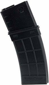 Airsoft magic Electric Gun M4 M16 100rds Spring Type Plastic Magazines – Black