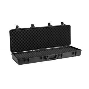 Europarm – Mallettes Noires Polycarbonate pour armes-31.5 X 24.5 X 7