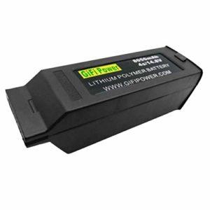 Fassd 8050mAh Batterie Grande capacité 14.8V 4S Batterie de Remplacement pour Batterie Lipo améliorée pour Yuneec Typhoon H H480
