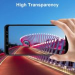 GIMTON Verre Trempé pour Galaxy Alpha G850F, Anti Rayures Protection en Verre Trempé Écran pour Samsung Galaxy Alpha G850F, Dureté 9H, sans Bulles, 3D Touch, 2 Pièces