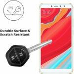 GIMTON Verre Trempé pour Samsung Galaxy A9 2018, Dureté 9H, Ultra Résistant Protection en Verre Trempé Écran, sans Bulles, Installation Facile, 1 Pièces