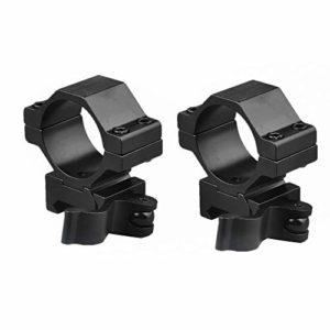 HWZ 25.4mm Or 30mm Scope Mount for 20mm Weaver Picatinny Quick Scope Rings