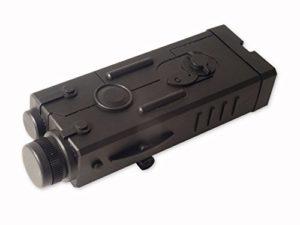 Swiss Arms Boitier de Batterie Type PEQ pour réplique Airsoft