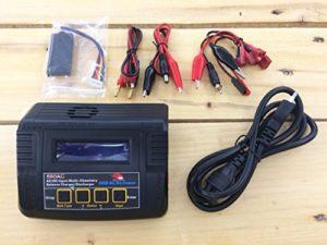 Chargeur / déchargement de batterie professionnel B8 FIRE POWER avec balance (FP-B8)
