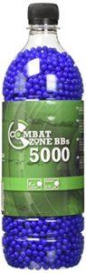 Combat Zone Unisexe Basic Selection Bouteille Airsoft munitions 0 Bleu