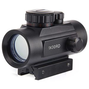 Lunettes de visée Tactique Holographic Red Dot Sight Scope pour Hunting Shotgun