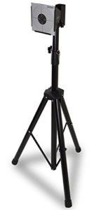 Nitehawk – Porte-cible sur trépied + 100 cibles – pour le tir – pour fusil à air comprimé/pistolet d'airsoft