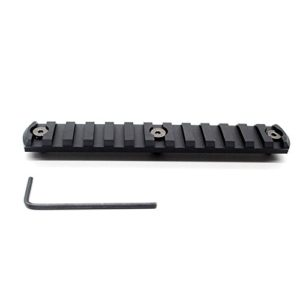TRIROCK Picatinny Rail Section for keymod with 13 Slots