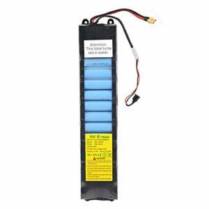 VGEBY Batterie de Rechange Rechargeable, Paquet de Batterie de Scooter de 36V 6600mah M365 pour Le Scooter électrique de Xiao mi M365