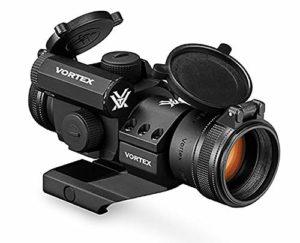 Vortex Optics Strike Fire II Red Dot Lunette de visée pour Adulte Noir Taille S, Mixte, 800134, Noir, s