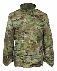 Mil-Tec Hommes Classique US M65 Jacket Multitarn Taille 3XL