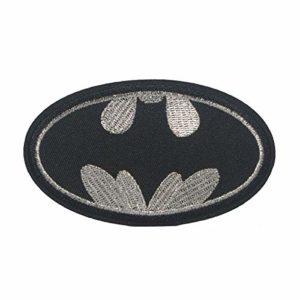 Cobra Tactical Solutions Military Patch Batman Cosplay Patch Motivational Military avec Thermocollant pour Airsoft/Paintball pour vêtements Tactiques et Sac à Dos