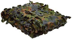 Filet de camouflage basic Light system (Flecktarn – 2,4x3m)