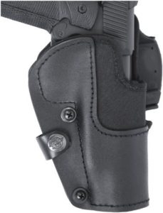 Front Line KNG10-BK Open Top Kydex New Generation BFL Holster, Black, Right by Mako Defense