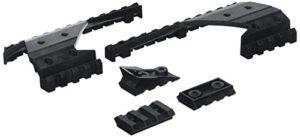 Gamo РSupport Montage Torche T̩l̩scope Tactique Rail Quad pour R̩tro-Souflleur PT-85 et PT-25 Pistolet Socom