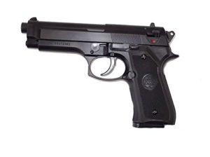 KWC M92 Model BK Spring 0.5J Adulte Unisexe, Noir, Taille Unique
