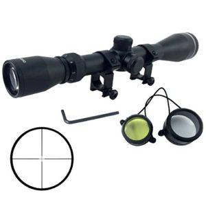 Latinaric Lunette De Visée 3-9×40 Pour Fusil De Chasse Optique R4 Réticule