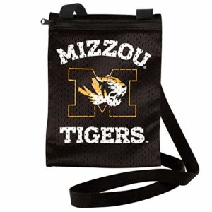 Littlearth NCAA Jeu Jour Pochette, Femme, Missouri Tigers