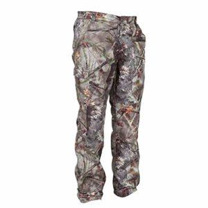 MKJYDM Pantalon de camouflage pour chasse, photographie, sport, alpinisme, coupe-vent, imperméable et chaud pour extérieur, jungle invisible (Taille : Xl)