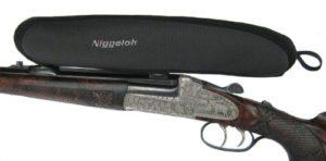 Niggeloh – Housse visée télescopique M Noir