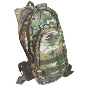 Sac à Dos Militaire Camouflage Commando Tactical Multicam Airsoft 3 Jours