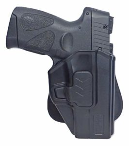 Tactique Scorpion Gear Taurus Millennium G2 Modular Level II Retention Paddle Holster, Option 1